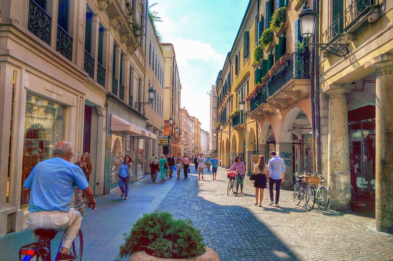 Shopping a Padova