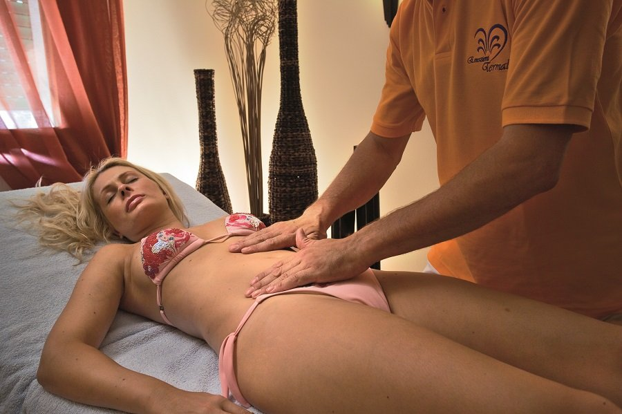 wellness orient express - massaggio chakra