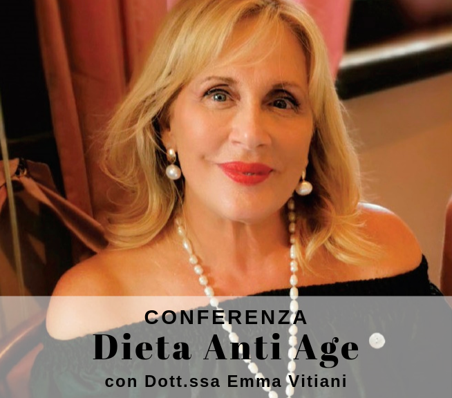 Dieta Anti Age - Emma Vitiani